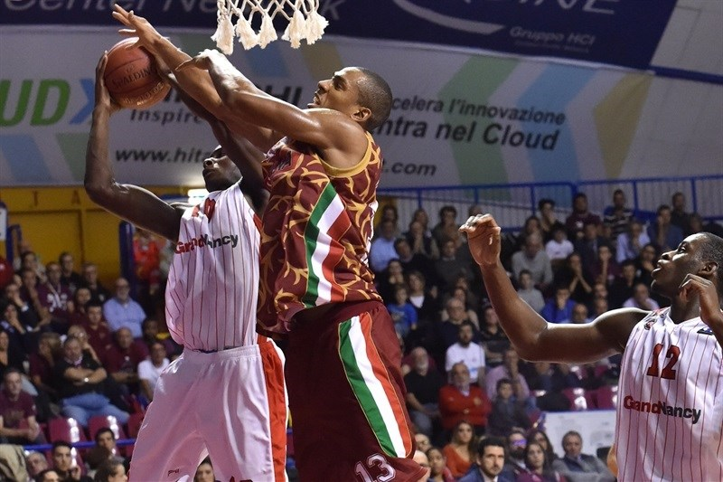 Bandja Sy, SLUC Nancy - EC15 (photo Reyer Venice)