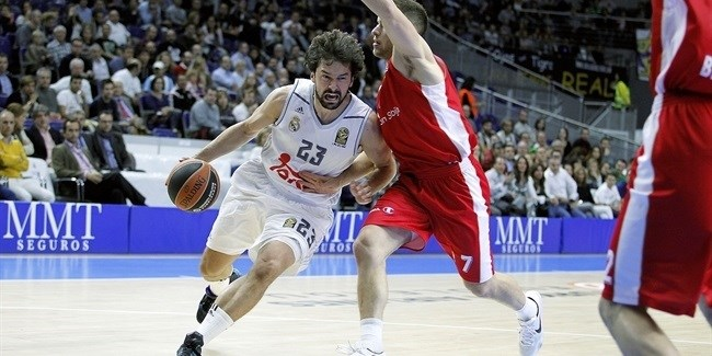 Regular Season, Round 2: Real Madrid vs. Crvena Zvezda Telekom Belgrade