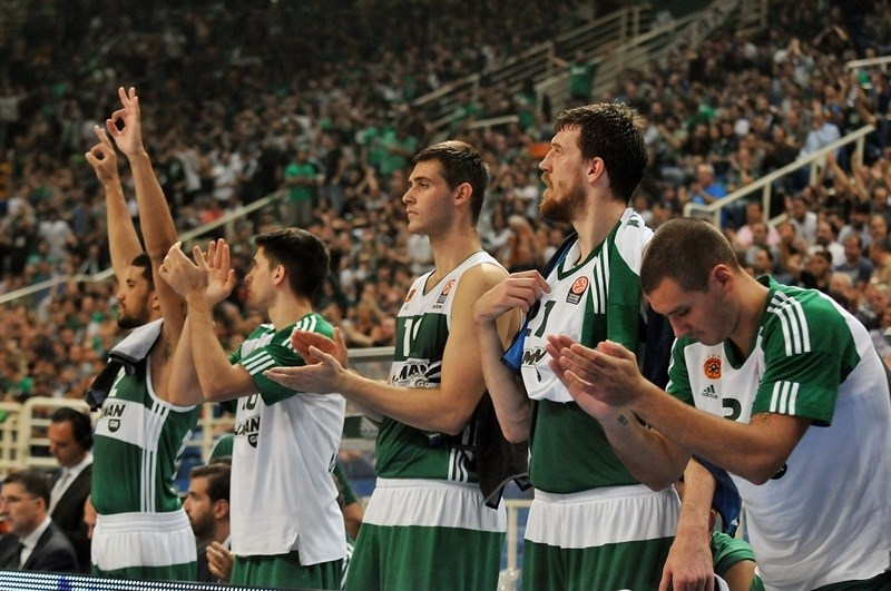 Players Panathinaikos Athens - EB15