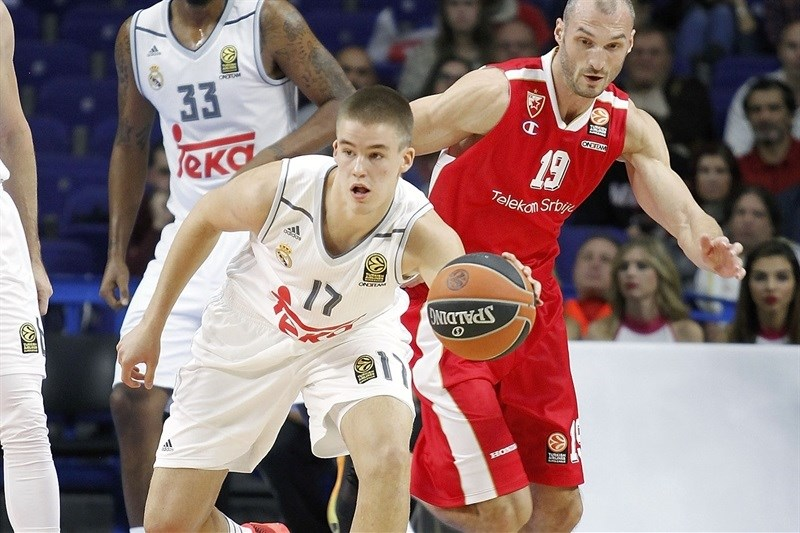 Dino Radoncic - Real Madrid - EB15