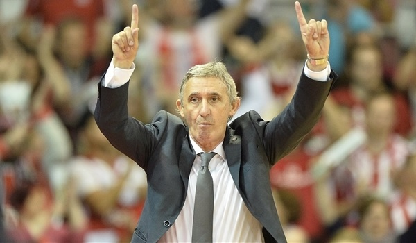 Barcelona brings Coach Pesic back after 14 years