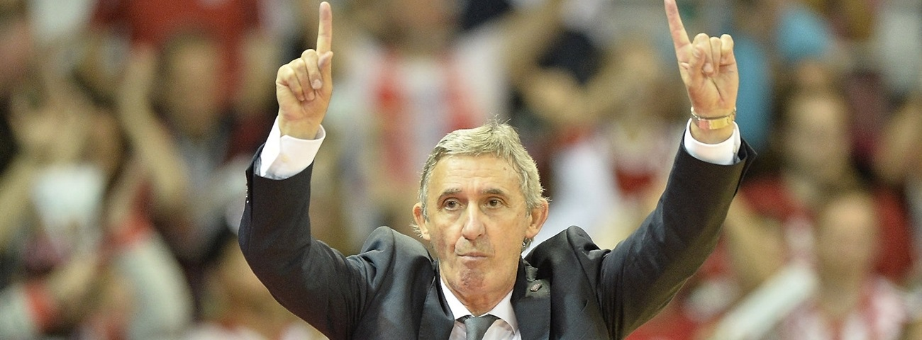 Barcelona brings Coach Pesic back after 14 years - Latest ...