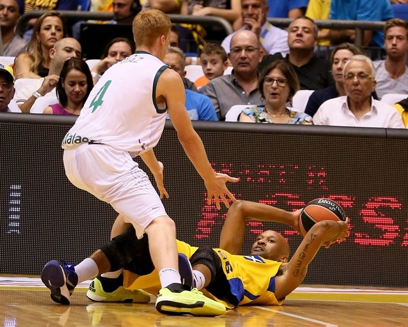 Devin Smith - Maccabi FOX Tel Aviv - EB15