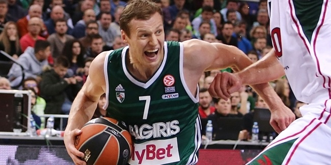 UCAM Murcia picks up veteran swingman Pocius