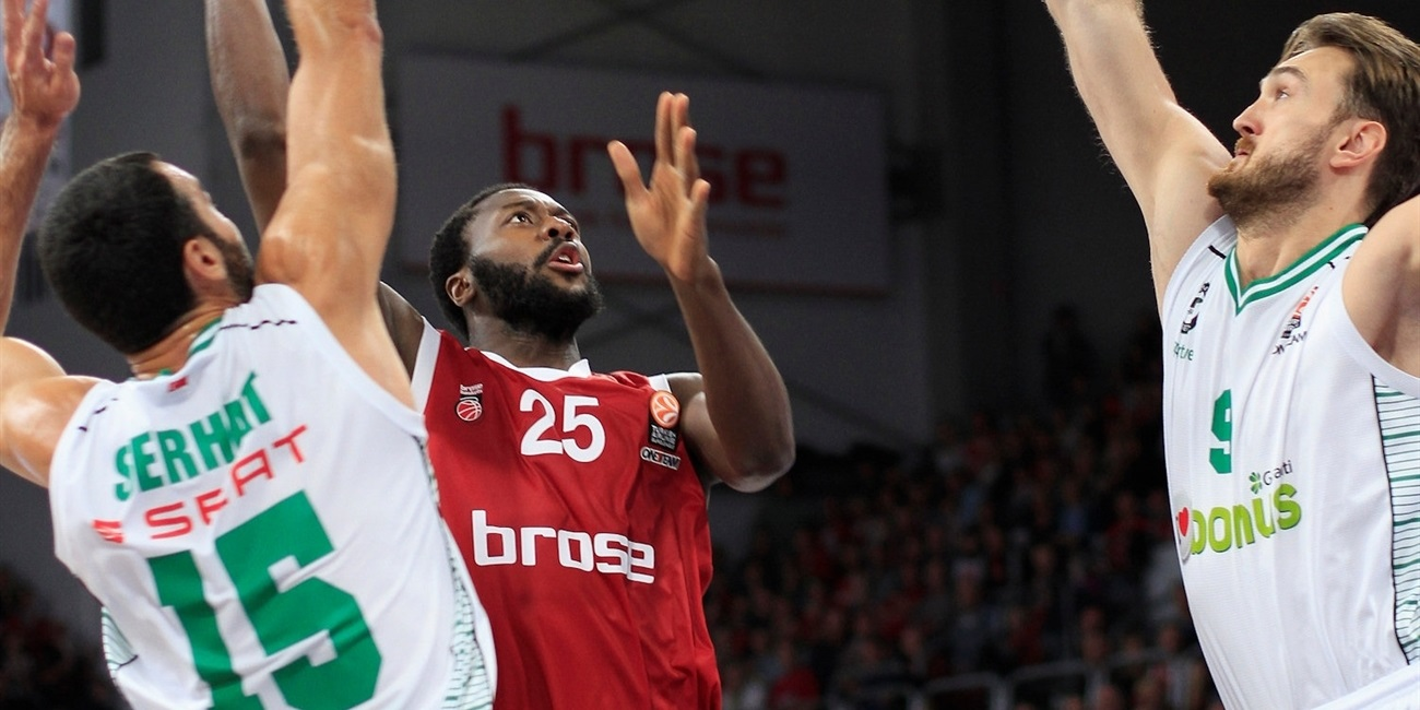 Dinamo Sassari adds size with Olaseni