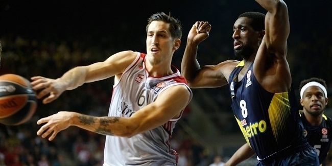 Regular Season, Round 2: Strasbourg vs. fenerbahce Ulker