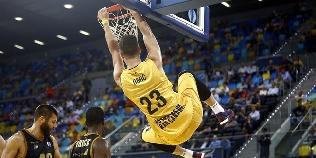 Regular Season, Round 2: Herbalife Gran Canaria vs. MHP RIESEN