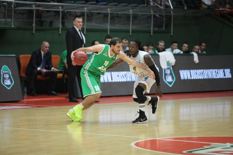 Quino Colom - Unics Kazan - EC15 (Photo Banvit)