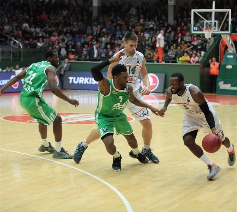 Dominique Johnson - Banvit Bandirma - EC15 (Photo Banvit)