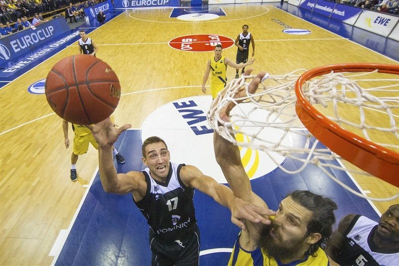 Axel Hervelle - Dominion Bilbao Basket - EC15 (photo EWE - Ulf Duda - fotoduda.de)