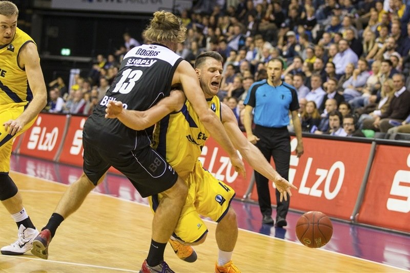 Chris Kramer - EWE Baskets Oldenburg - EC15 (photo EWE - Ulf Duda - fotoduda.de)