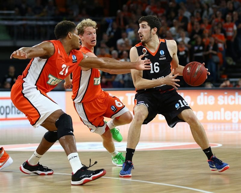 Guillem Vives - Valencia Basket - EC15 (photo Florian Achberger - Ratiopharm Ulm)