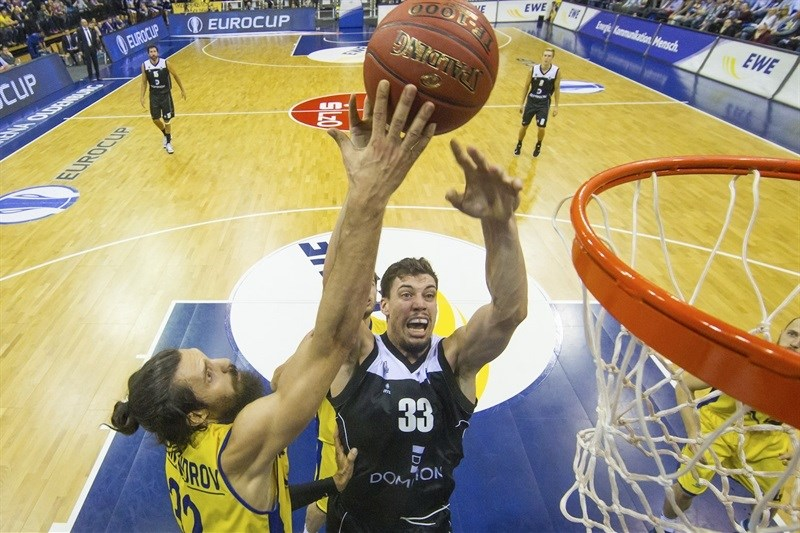 Alex Suarez - Dominion Bilbao Basket - EC15 (photo EWE - Ulf Duda - fotoduda.de)