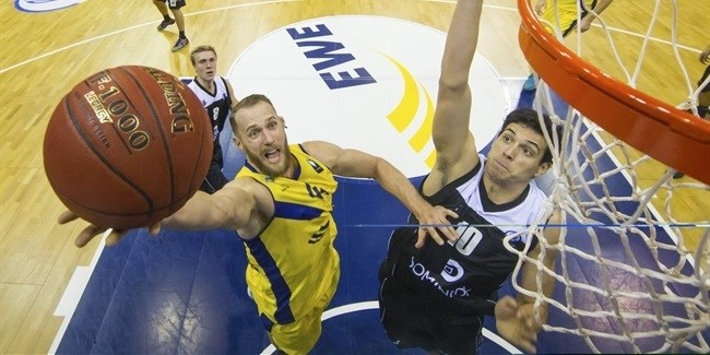 Regular Season, Round 3: Herbalife Gran Canaria vs. Enel Basket Brindisi