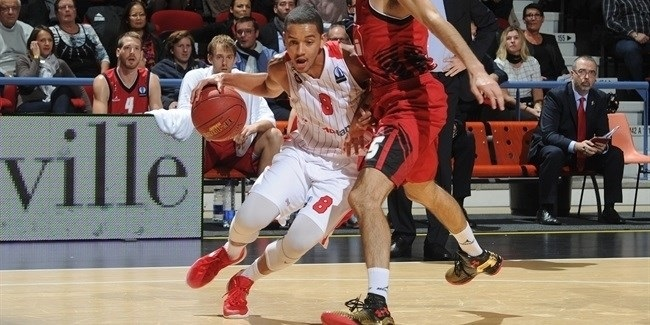 Regular Season, Round 3: SLUC Nancy vs. CAI Zaragoza