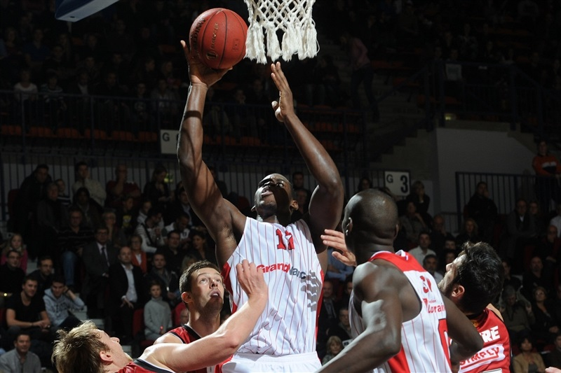 Javon McCrea - SLUC Nancy - EC15 (photo SLUC Nancy - C2images)