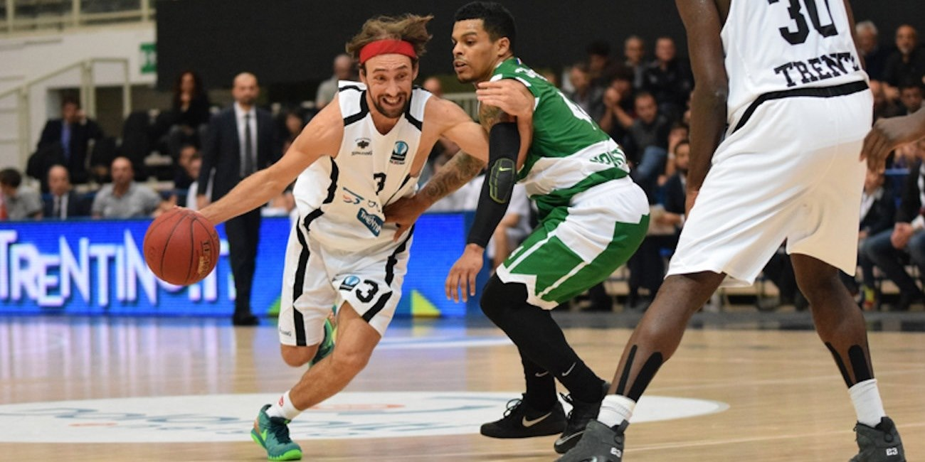 RS Round 8 report: Dolomiti Energia Trento edged JSF Nanterre in OT to advance