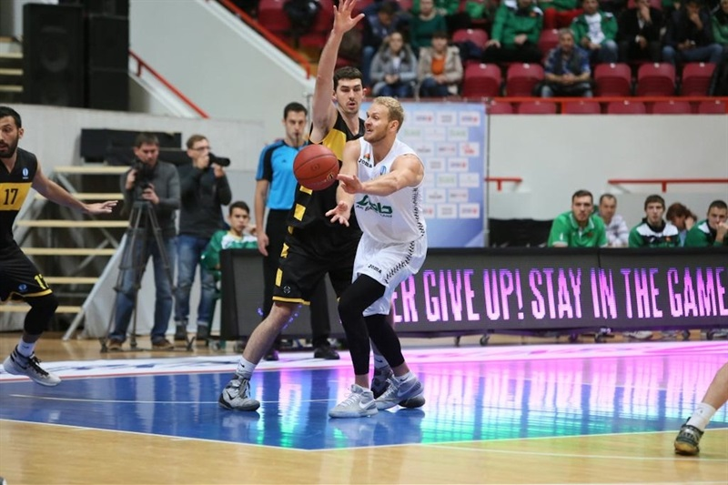 Anton Ponkrashov - Unics Kazan - EC15 (photo Unics)