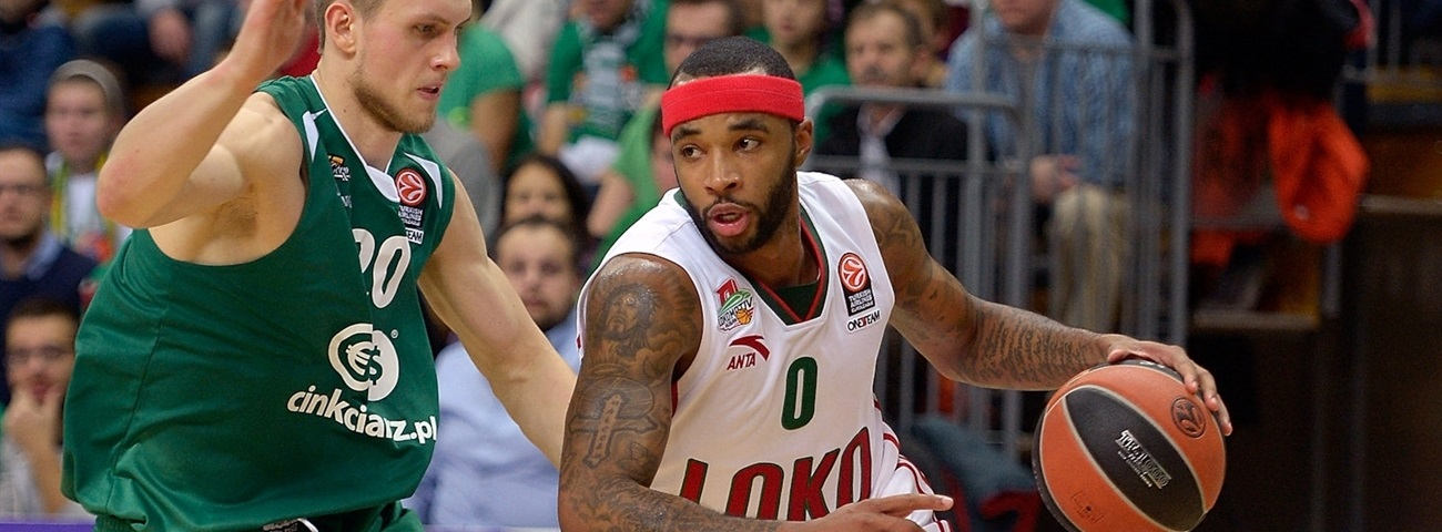 MVP for October: Malcolm Delaney, Lokomotiv Kuban Krasnodar