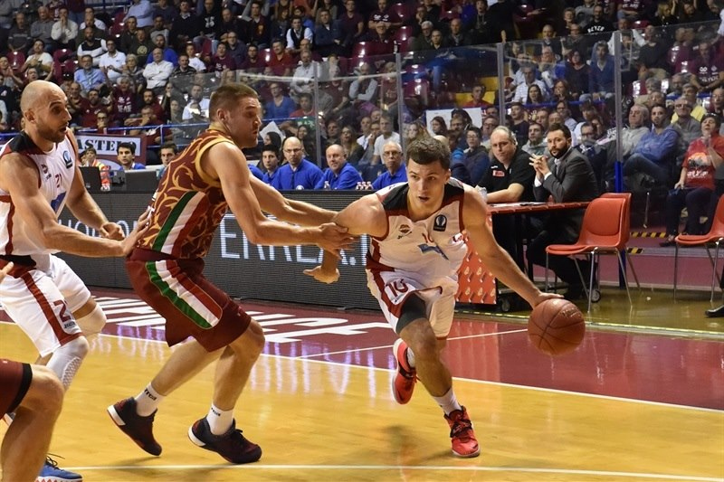 Billy Baron - Proximus Spirou Charleroi - EC15 (photo Reyer Venice)