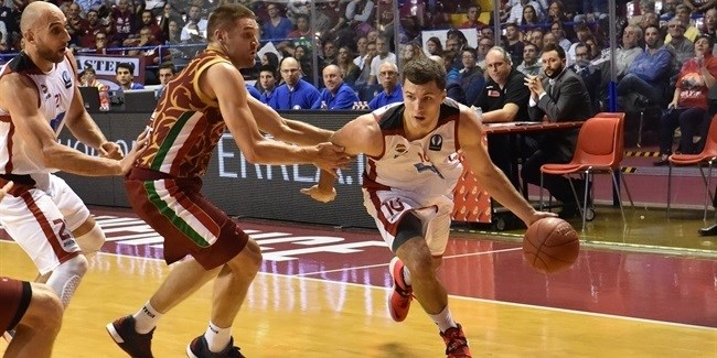 Regular Season, Round 3: Umana Reyer Venice vs. Proximus Spirou Charleroi