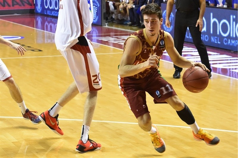 Michele Ruzzier - Umana Reyer Venice - EC15 (photo Reyer Venice)