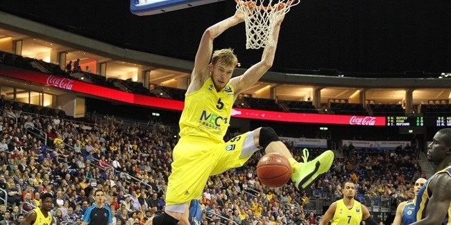 Regular Season, Round 4: ALBA Berlin vs. Herbalife Gran Canaria Las Palmas