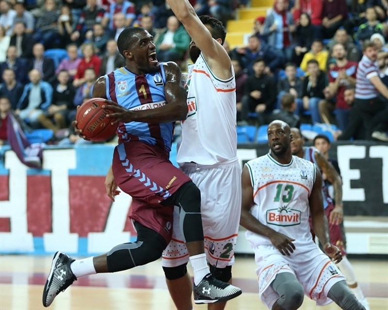 Darius Johnson-Odom - Trabzonspor Medical Park - EC15 (photo Trabzonspor)