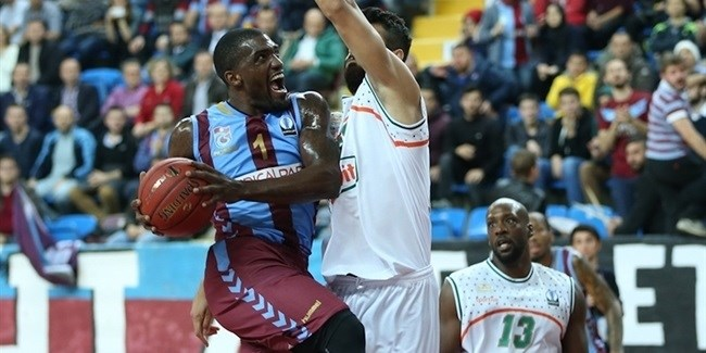 Regular Season, Round 4: Trabzonspor Medical Park vs. Banvit Bandirma