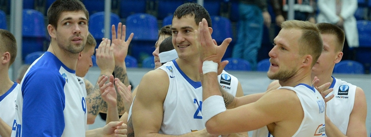 Lietkabelis lands veteran big man Galdikas