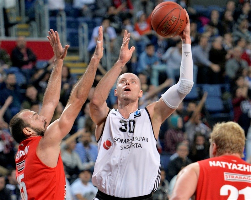 Maciej Lampe - Besiktas Sompo Japan Istanbul - EC15 (photo Besiktas)