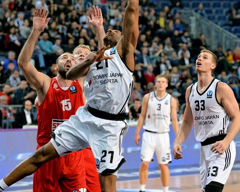 Tremmell Darden  - Besiktas Sompo Japan Istanbul - EC15 (photo Besiktas)