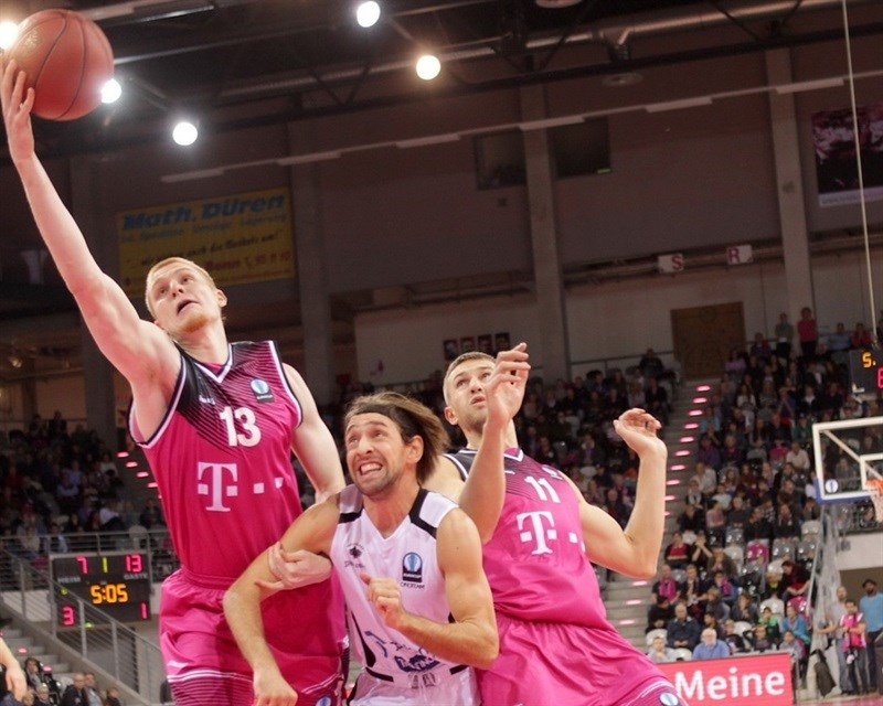 Aaron White - Telekom Baskets Bonn - EC15 (photo Telekom Bonn - Jörn Wolter)