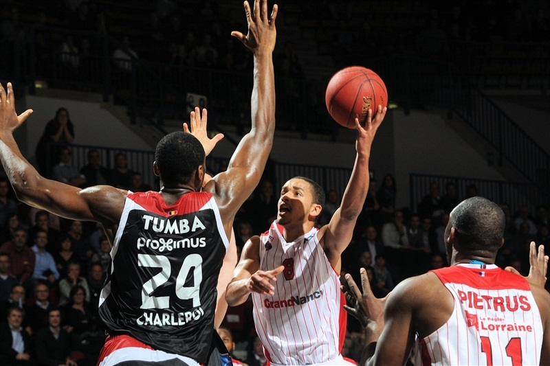Benjamin Sene - SLUC Nancy - EC15 (photo SLUC Nancy - C2images)