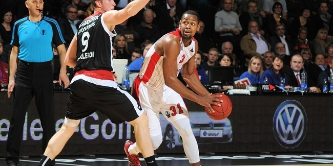 Darussafaka inks forward Bell