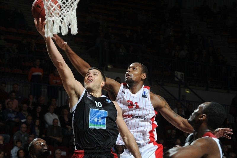 Billy Baron - Proximus Spirou Charleroi - EC15 (photo SLUC Nancy - C2images)