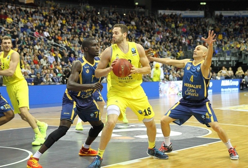 Jonas Wohlfarth - ALBA Berlin - EC15 (photo ALBA Berlin - Camera4)