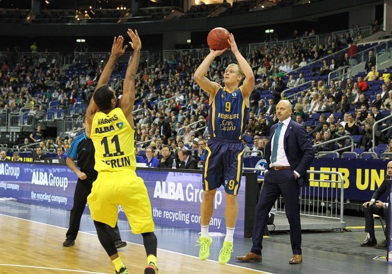 Sasu Salin - Herbalife Gran Canaria Las Palmas - EC15 (photo ALBA Berlin - Camera4)
