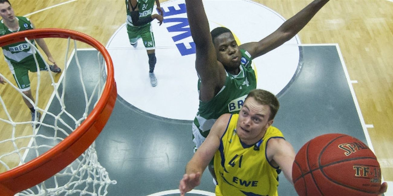 Brian Qvale - EWE Baskets Oldenburg - EC15 (photo EWE - Ulf Duda-fotoduda.de)