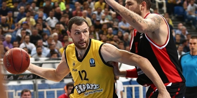 Rytas tabs veteran center Mavrokefalidis
