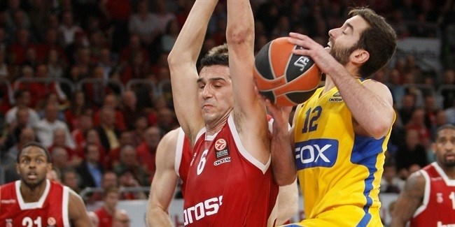 Regular Season, Round 4: Brose Baskets Bamberg vs. Maccabi FOX Tel Aviv