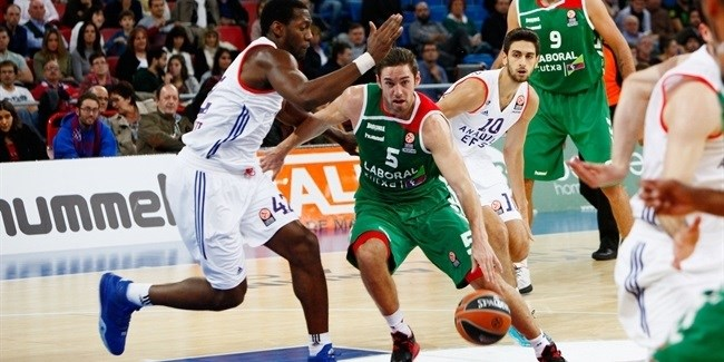 RS Round 4 report: Laboral wins third straight in OT against visiting Efes