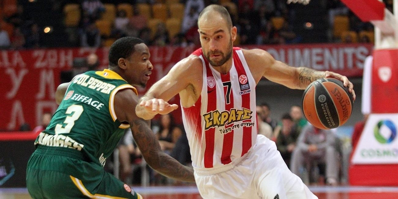 RS Round 4 report: Olympiacos dominates second half to beat Limoges