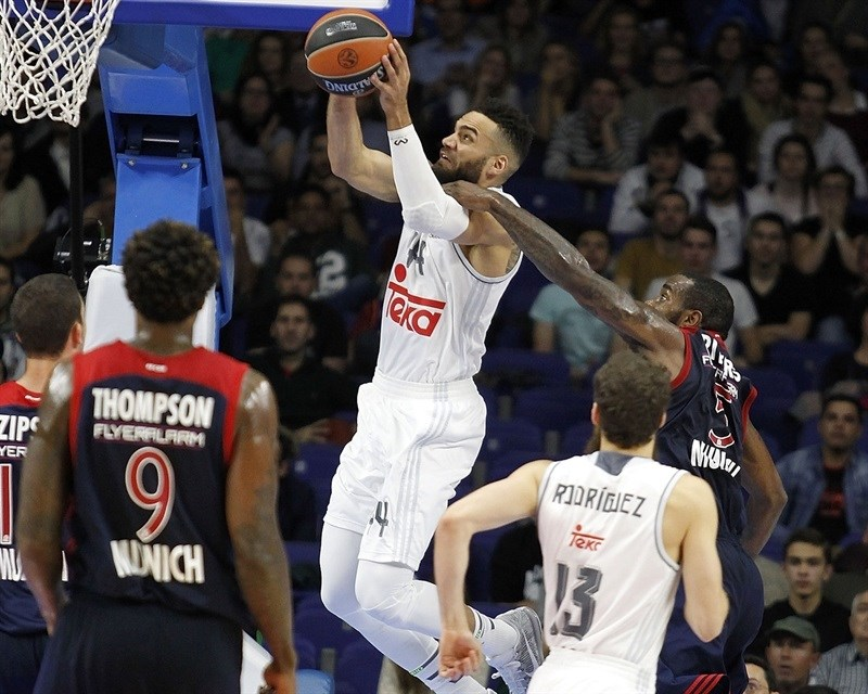 Jeffrey Taylor - Real Madrid - EB15