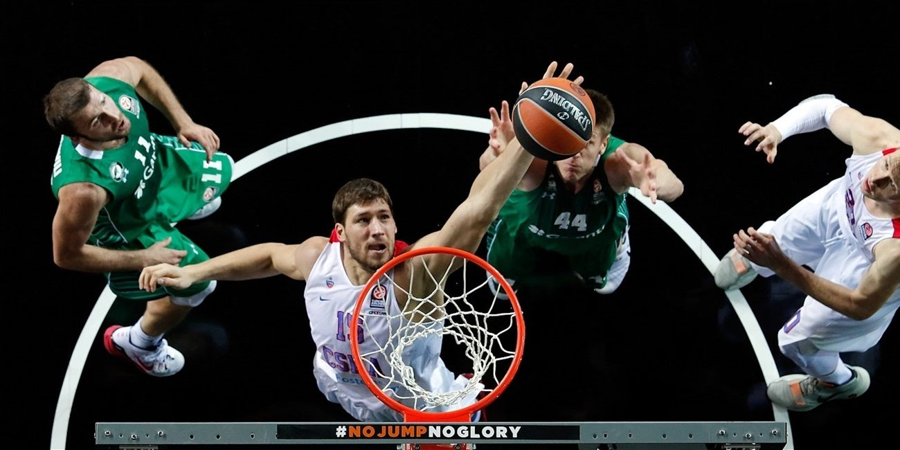 RS Round 4 report: CSKA Moscow still perfect after visit to Darussafaka