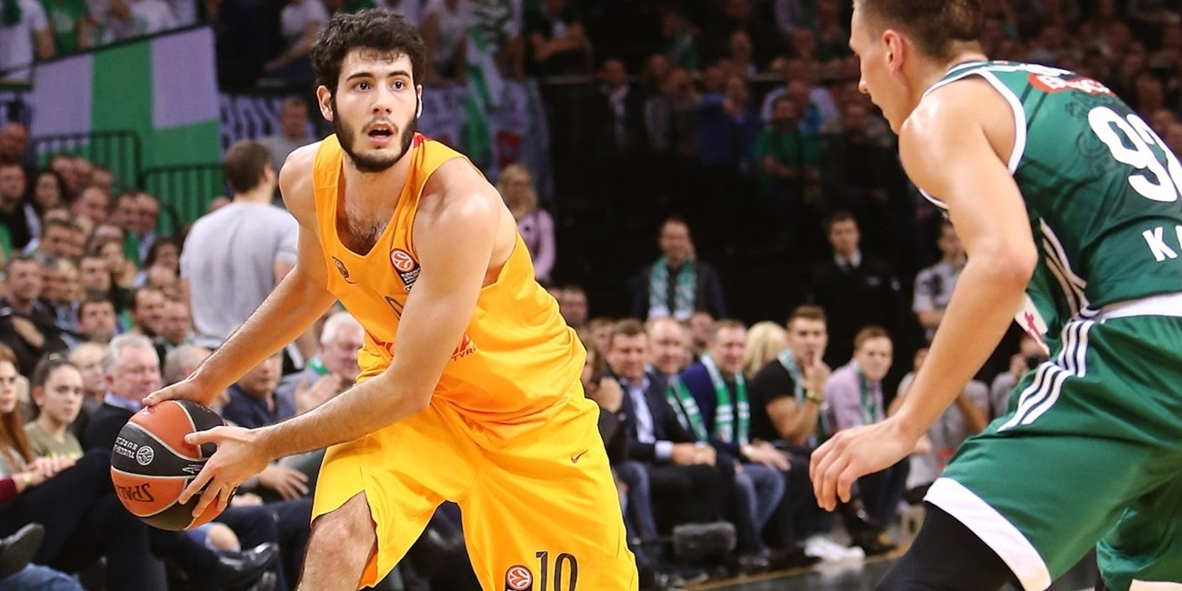 Euroleague Rising Star Trophy: Alex Abrines, FC Barcelona Lassa