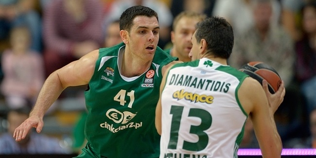 RS Round 4 report: Stelmet Zielona Gora outlasts Panathinaikos