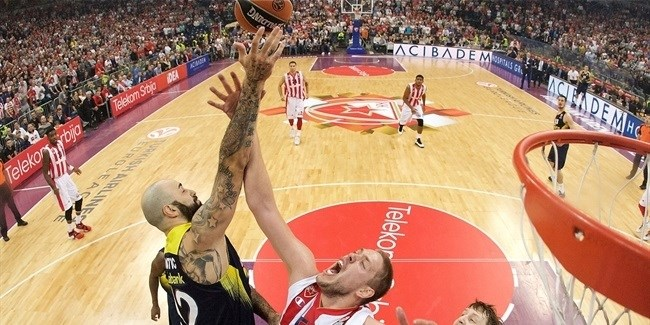 RS Round 4 report: Fenerbahce chalks up road win at Zvezda