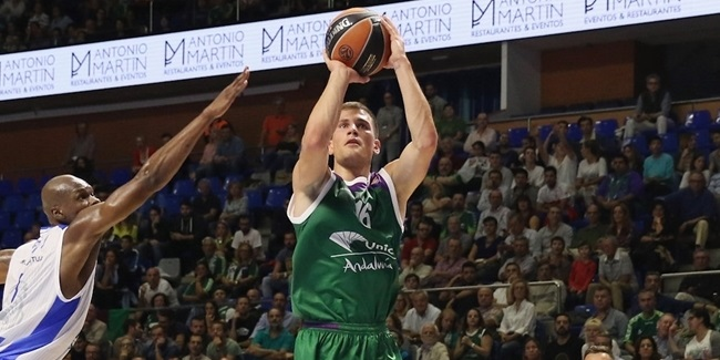 Unicaja, Nedovic pen contract extension