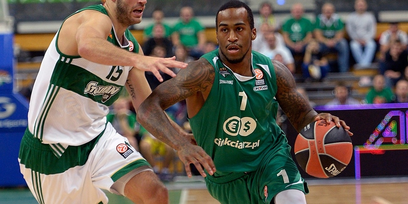 Zalgiris tabs Bost at point guard